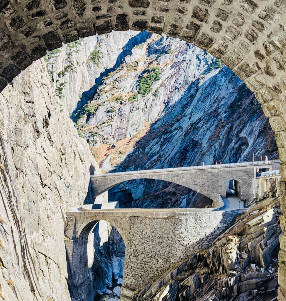 Schoellenen Devil's Gorge Andermatt_2
