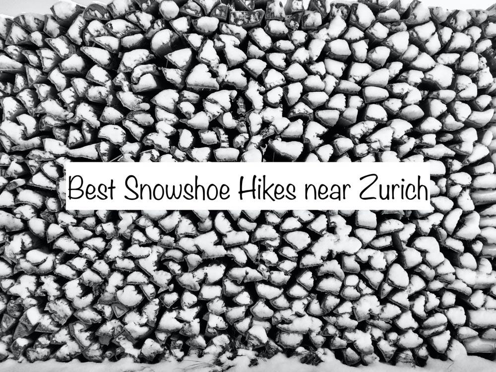 Best Snowshoe Hikes from Zurich