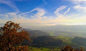 Lagern – A Rocky Ridge Hike Close to Zurich