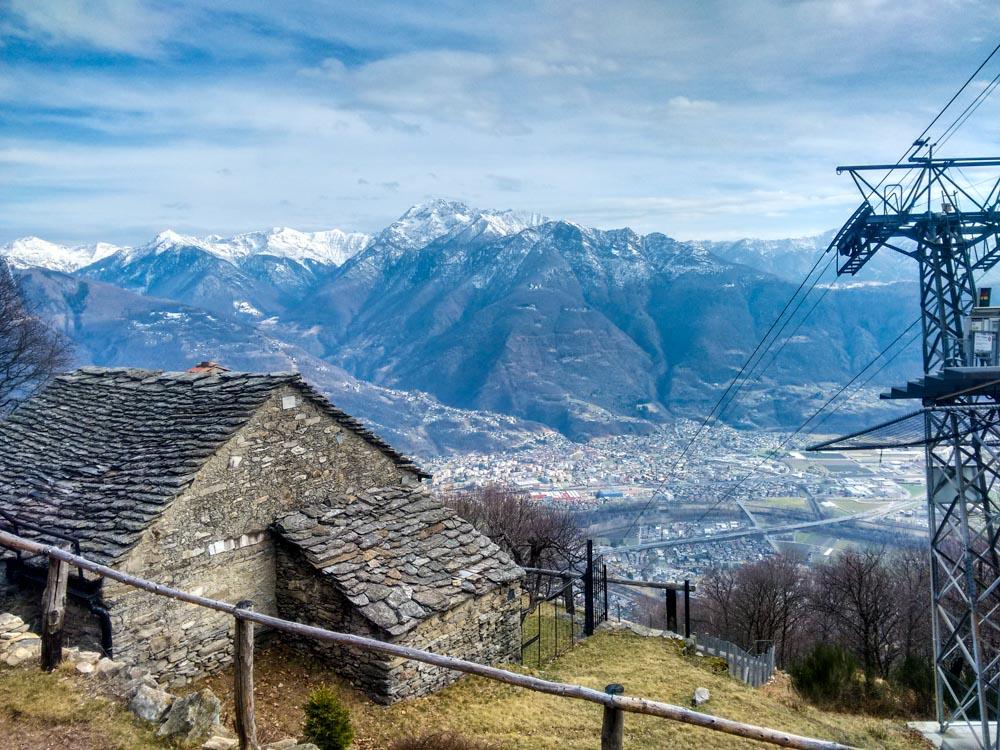 H0009 Tibetan Bridge Ticino Hike