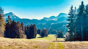 Hiking near Lausanne: Les Pléiades – Good Views & A Space Trail
