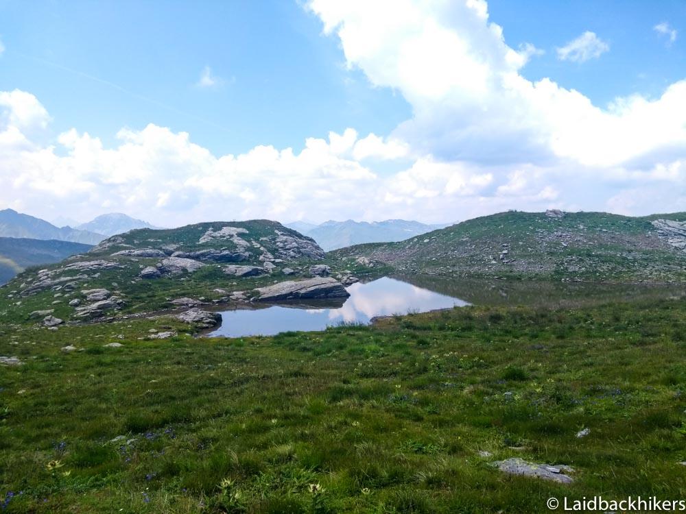 Pizol 5 Lakes