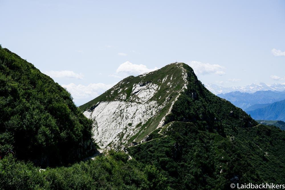 Monte Tamaro Ticino Hiking