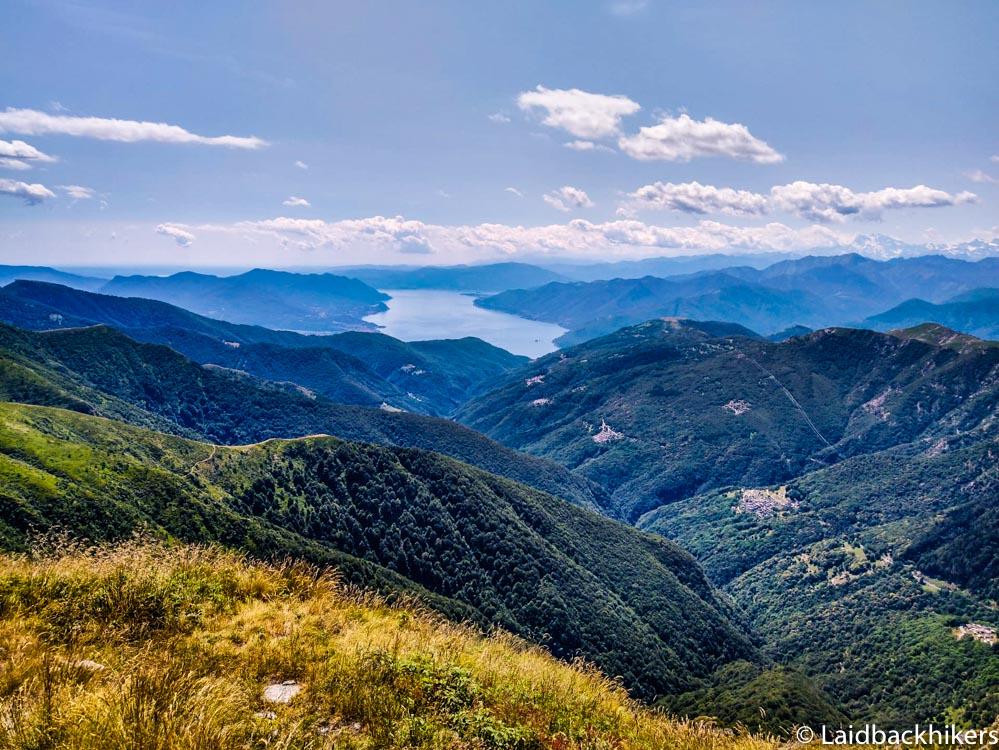 Monte Tamaro – Hiking in Ticino and a dip in Lago Maggiore