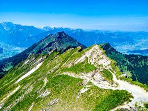 Speer: mountain hiking near Zurich