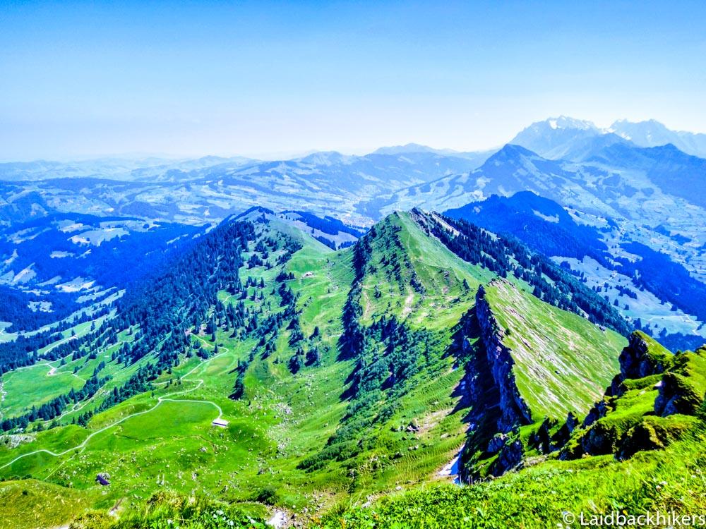 Speer_Zurich Hikes