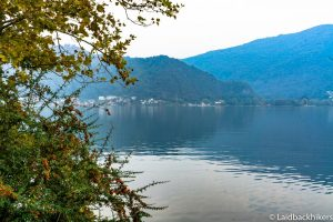 Monte Caslano – Hiking & Chestnut picking in Ticino