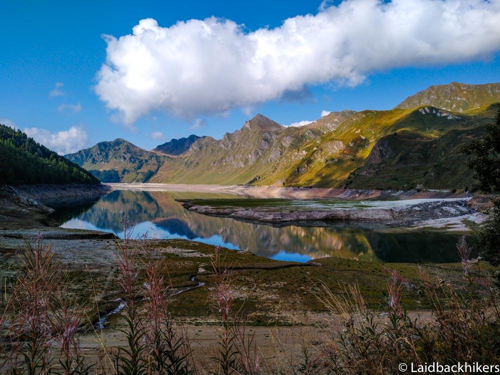 Lago Ritom Ticino Hiking