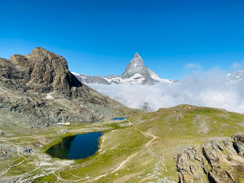Hohtälli – A Scenic Hike in Zermatt with Matterhorn Views