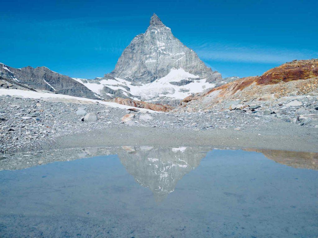 Zermatt Glacier Paradise Hike