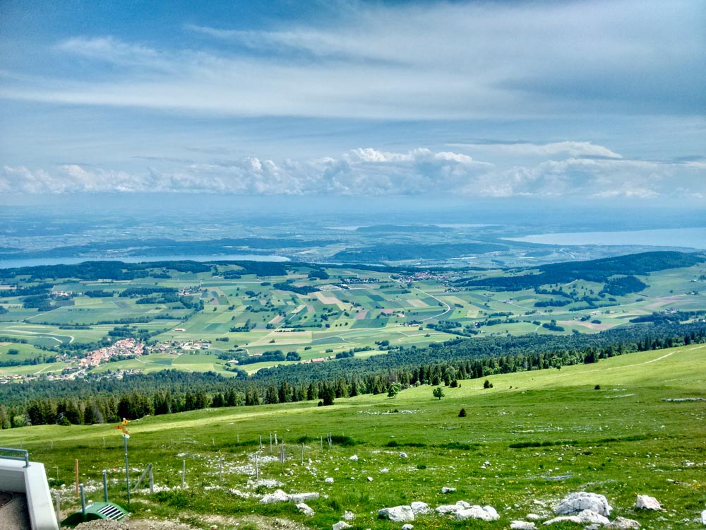 Chasseral – Hiking in the Jura