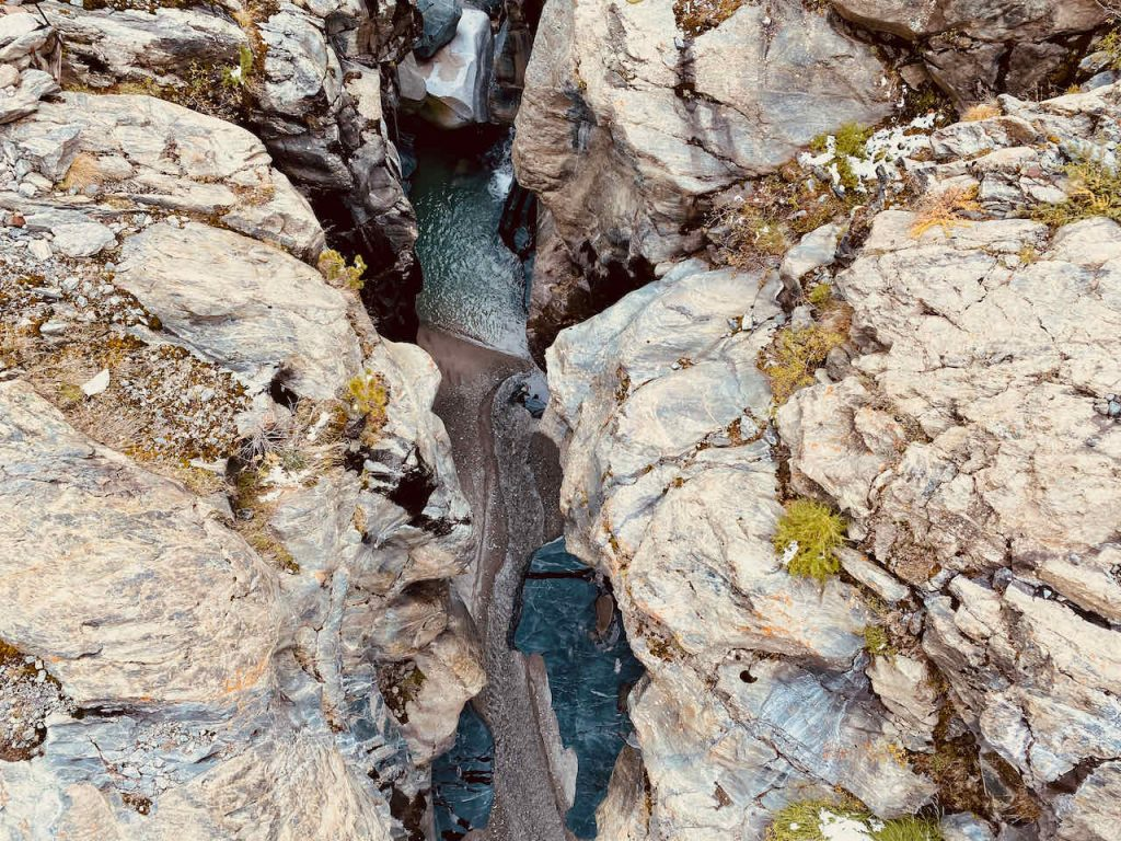 Zermatt Gornera Valley Wal