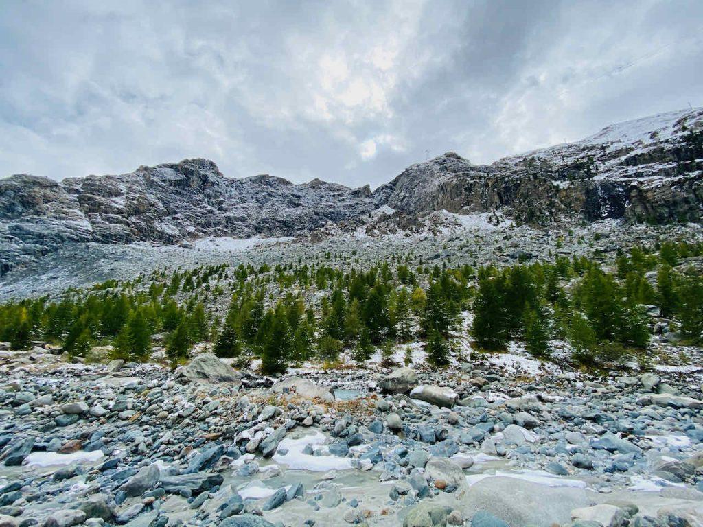 Zermatt Gornera Valley Walk