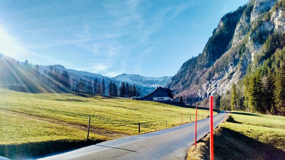 Melchsee Frutt Bonistock snowshoe_winter_hike