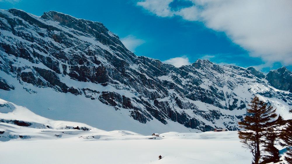 Trubsee_Engelberg_Winter Hiking