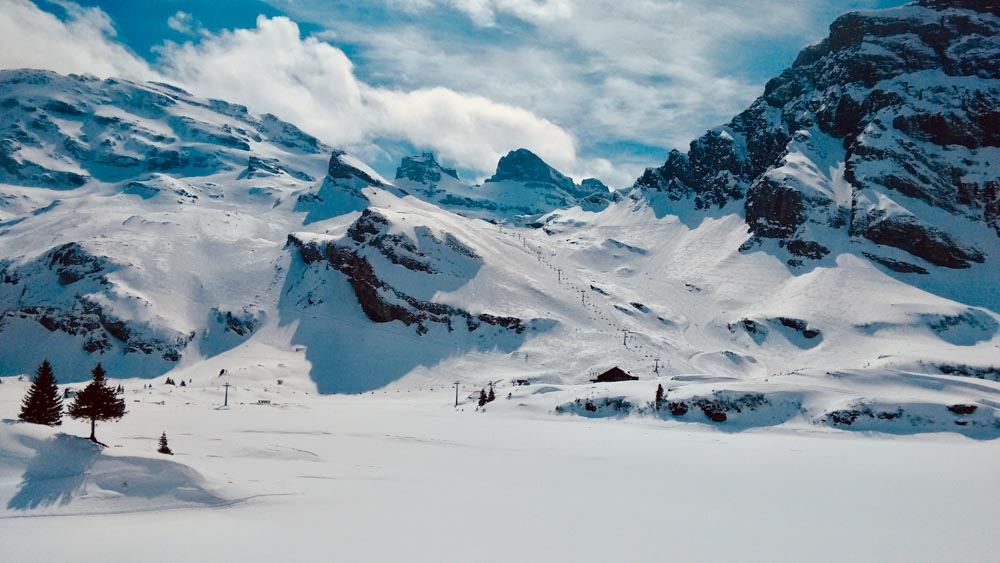 Engelberg_Luzern_Truebsee Lake_Winter Hike