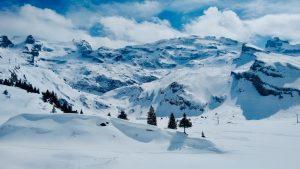Trüebsee – A mini-post on winter hiking at Engelberg