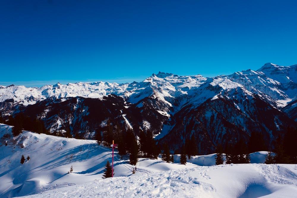 Braunwald_Winter Hiking Glarus