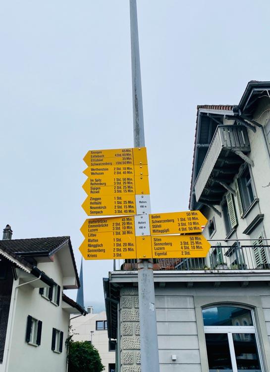 Chruzhubel_Luzern Winter_Hiking