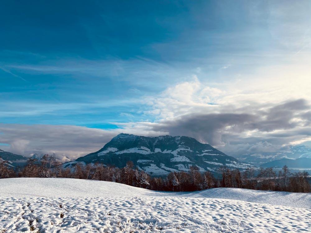 Rooterberg Winter Hiking
