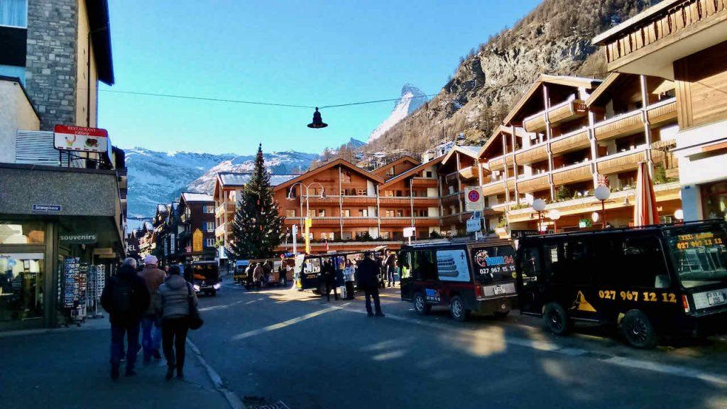 Zermatt_Electric Buggys