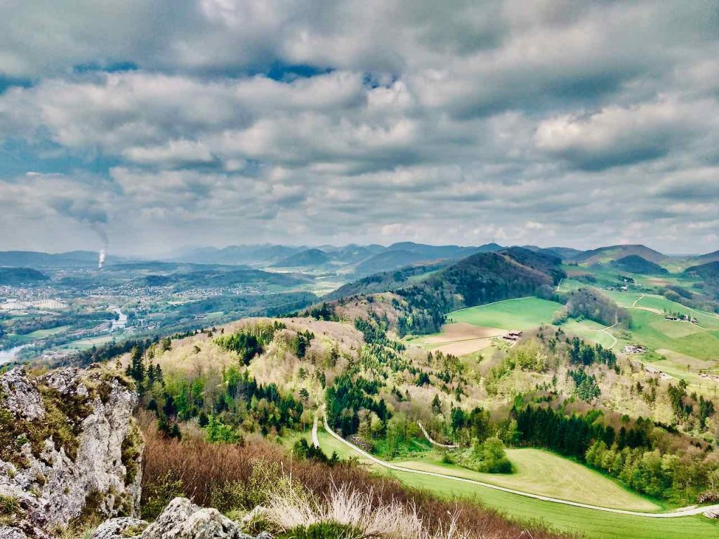 Swiss Jura Hiking